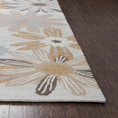 Rizzy Home Arden Loft-River Hill Collection TianaHand-Tufted Florla Rug