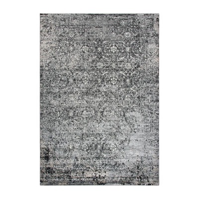 Rizzy Home Encore Collection Bonnie Abstract Area Rug