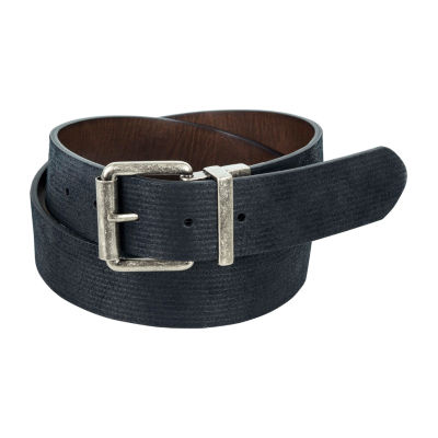 Dallas + Main Reversible Belt with Horizontal Emboss