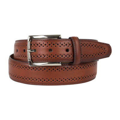 Dallas + Main Brogue Dress Belt