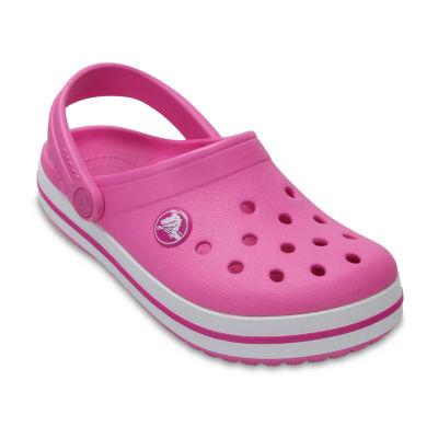Crocs Crocband Unisex Kids Clogs - Little Kids