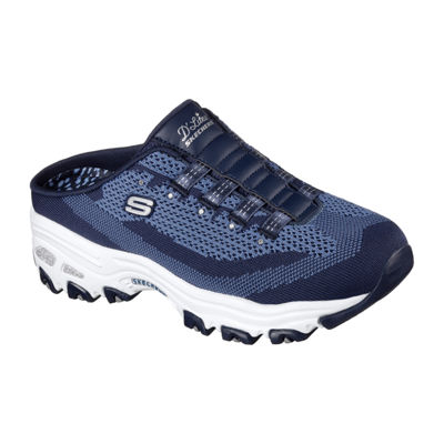 Skechers D'Lites A New Leaf Womens Walking Shoes Slip-on