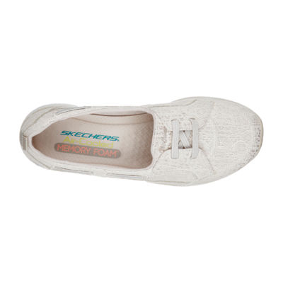 Skechers Gentle Gaze Womens Walking Shoes Slip-on