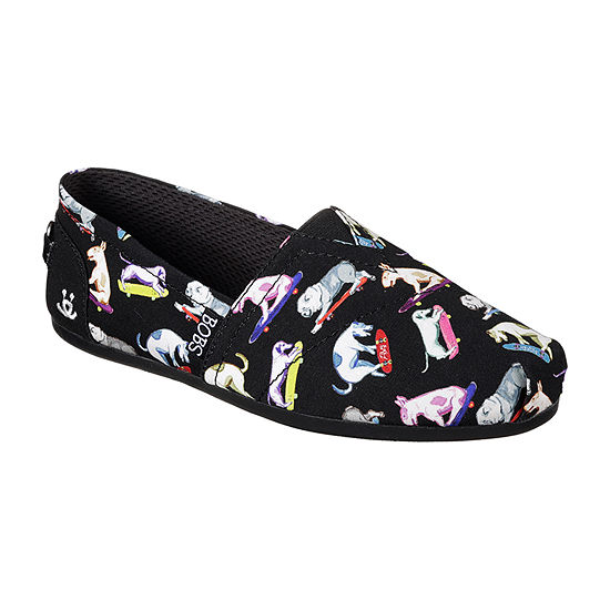 1c07171eca62 Skechers Bobs Womens Pup Smarts Slip-On Shoe Closed Toe - JCPenney