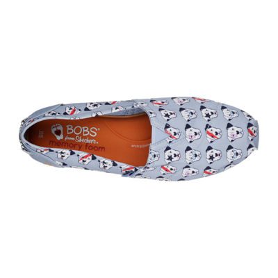 Skechers Bobs Womens Bobs Pup Smarts Slip-On Shoe Closed Toe