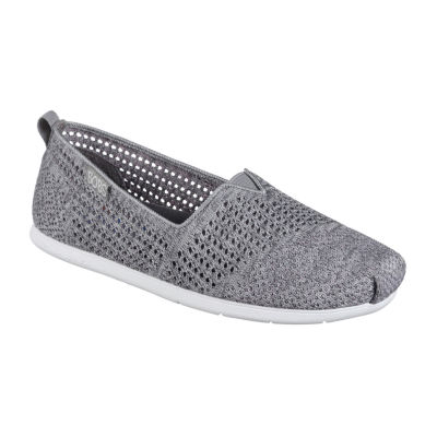 Skechers Bobs Be Cool Womens Slip-On Shoes