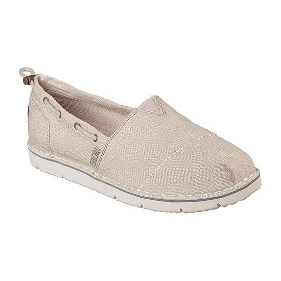 Skechers Bobs B-Loved Sole Search Womens Sneakers Slip-on