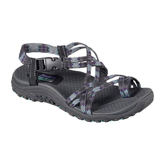 b96599390d7c Skechers Reggae Loopy Womens Strap Sandals JCPenney
