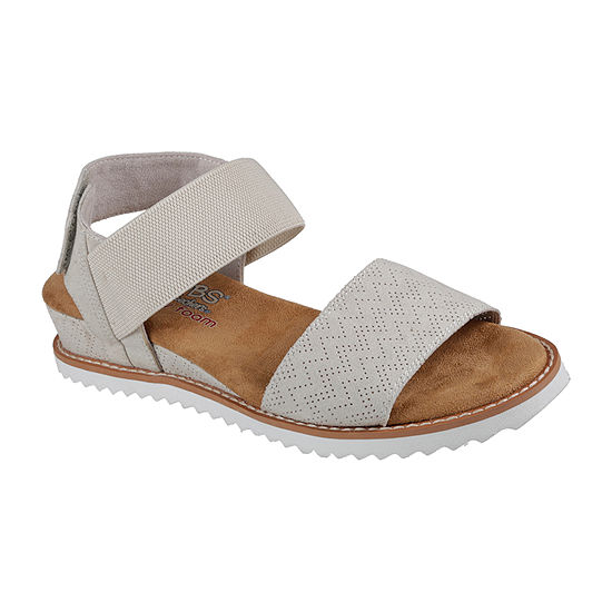 Skechers Bobs Womens Desert Kiss Flat Sandals