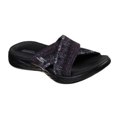 Skechers Womens On-The-Go Strap Sandals