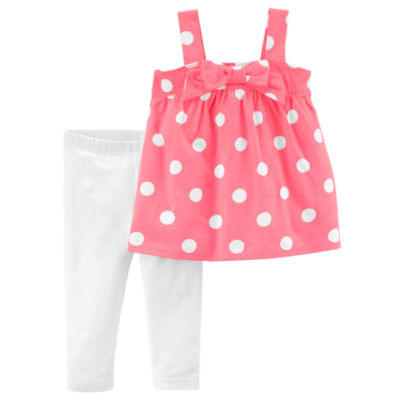 Carter's 2-pack Legging Set-Baby Girls