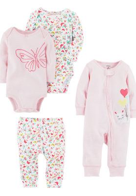 Carter's 4-Pc. Layette Gift Set-Baby Girls