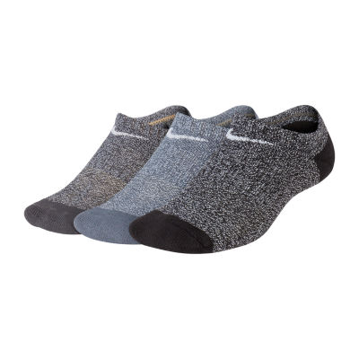 Nike Performance Cushioned No-Show 3 Pack Socks - Boys