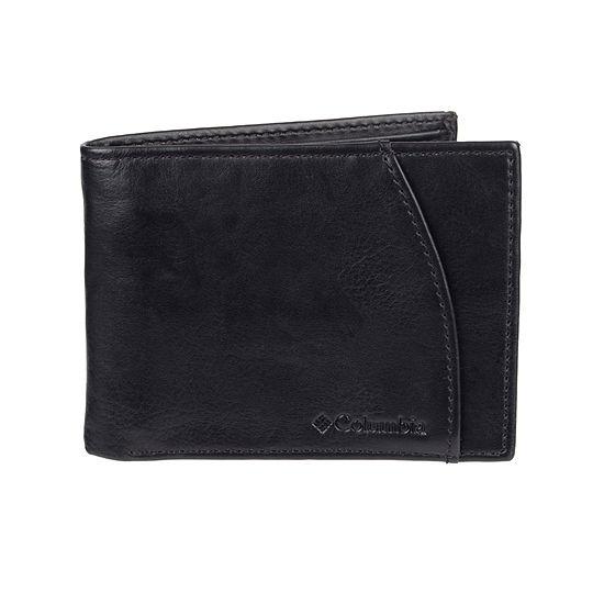 Columbia™ X-Capacity RFID Secure Billfold Wallet