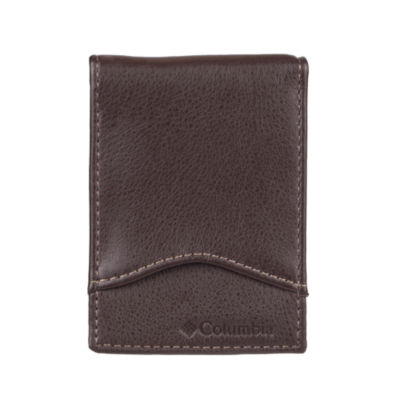 Columbia Mens Front Pocket Wallet