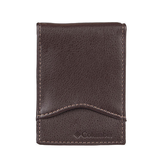 Columbia™ RFID Secure Front Pocket Money Clip Wallet