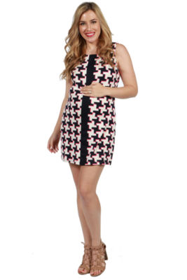 24/7 Comfort Apparel Elise Maternity Dress