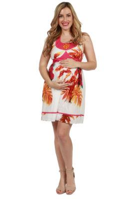 24/7 Comfort Apparel Hope Maternity Dress