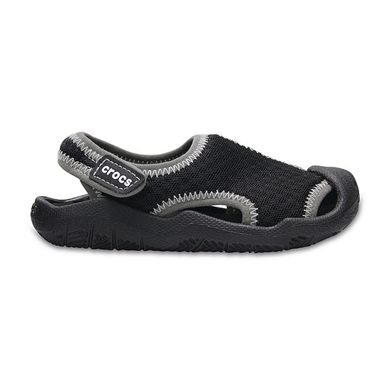 Crocs Toddler Unisex Swiftwater Slip-On Shoe Closed Toe