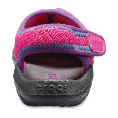 Crocs Swiftwater Unisex Kids Slip-On Shoes