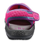 Crocs Little Kids Unisex Swiftwater Slip-On Shoe Closed Toe