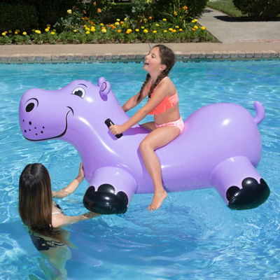 Poolmaster Happy Hippo Rider