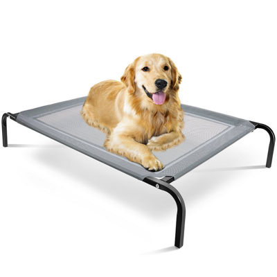 Paws & Pals Portable Elevated Pet Bed