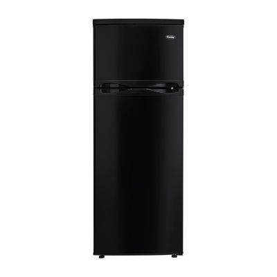 Danby 7.3 cu.ft. Apartment Size Top Freezer Refrigerator