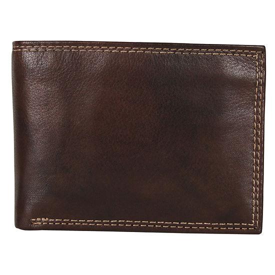 Buxton Mens Billfold Wallet