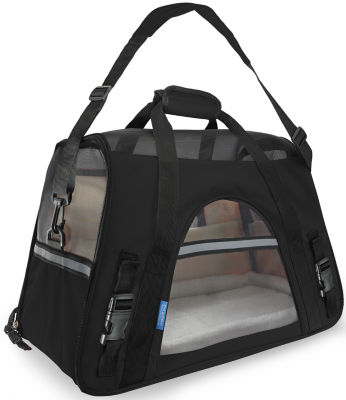 Paws & Pals Airline Approved Pet Carriers - Soft Sided Kennel