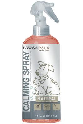 Paws & Pals Pet Natural Calming Spray