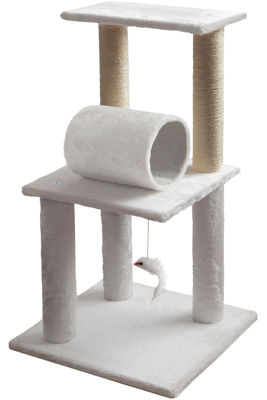 Paws & Pals Cat Tree House 3 Level