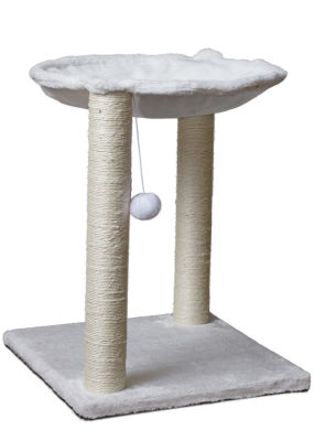 Paws & Pals Cat Tree House 2 Level