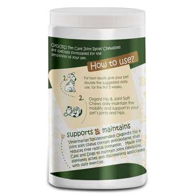 Paws & Pals Glucosamine Chondroitin Hip Joint - 240ct