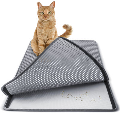 Paws & Pals Non Slip Mat for Litter Boxes