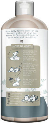 Paws & Pals Natural Conditioner