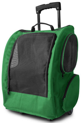 "Paws & Pals Pet Carrier Rolling Backpack  - 19"" H"
