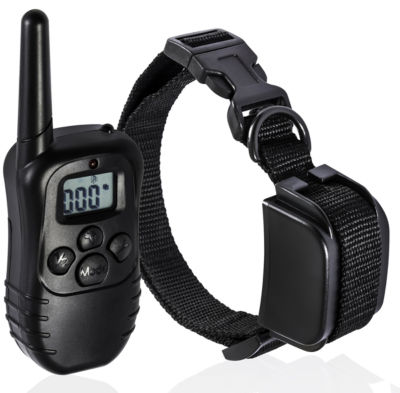 Paws & Pals Rechargeable Waterproof Shock Remote Training Collar
