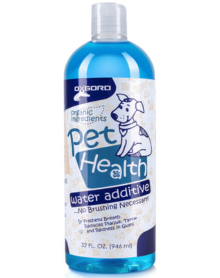 Pet Breath Freshener Water Additive