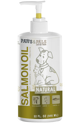 Omega 3 Salmon Fish Oil for Dogs