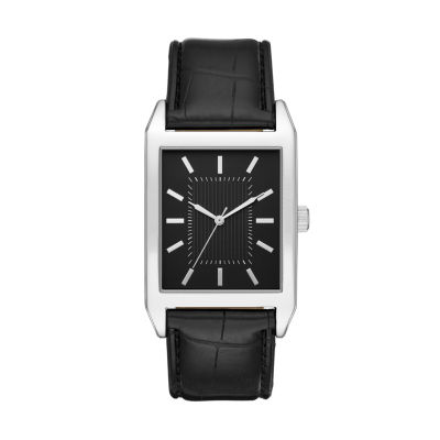 Unisex Black Strap Watch-Fmdjo133