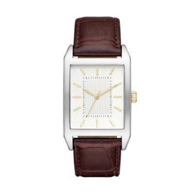 Unisex Brown Strap Watch-Fmdjo134