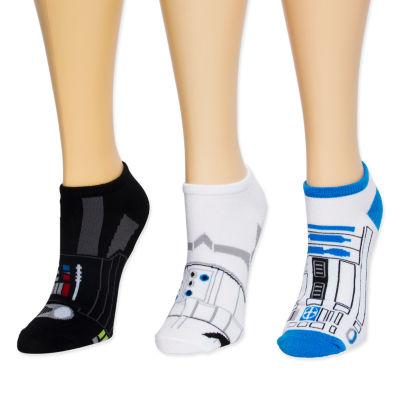 Star Wars No Show socks - Womens