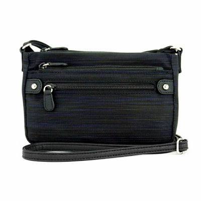 St. John's Bay Micro Mini Multi Sleek Crossbody Bag