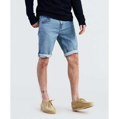 Levi's® 502™ Taper Fit Denim Shorts