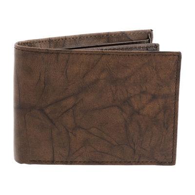 Men's Stafford® Leather RFID Slim-Fold Wallet