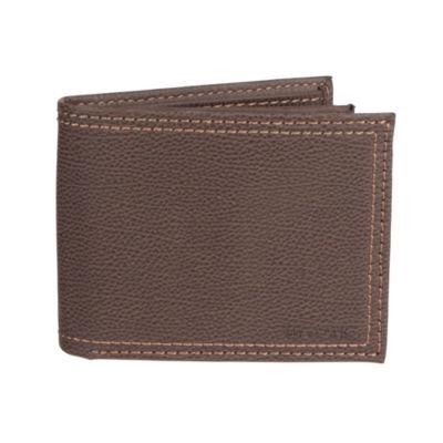 Levi's Mens Slim Fold Wallet