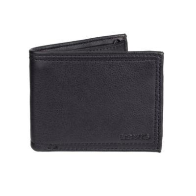 Levi's® RFID Secure Traveler Wallet