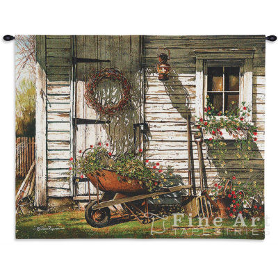 Spring Cleaning Wall Tapestry