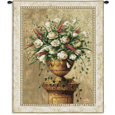 Spring Expression Wall Tapestry